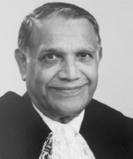 H.E. Judge  -  Christopher Gregory Weeramantry