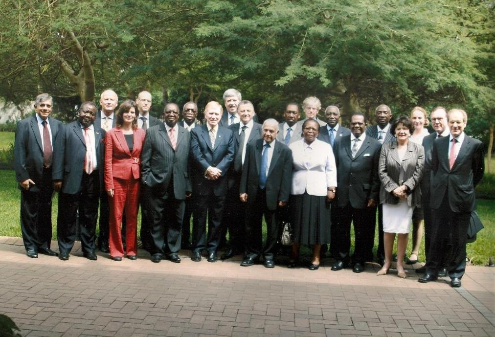Sixth Meeting, Lusaka 2010